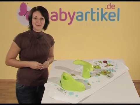 BIECO Badesitz mit Matte | Babyartikel.de