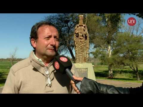 Plantaron mil árboles en la Estancia Yucat