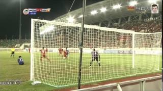 ไฮไลท์จัดเต็ม!! ทีมชาติไทย 6-0 เวียดนาม ฟุตบอลยู-19 ชิงแชมป์อาเซียน [AFF U-19 2015]