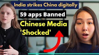 India bans 59 apps | Chinese Media Reactions | TikTok is Banned…| Karolina Goswami - Download this Video in MP3, M4A, WEBM, MP4, 3GP