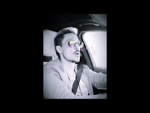 Дима Билан слушает с удовольствием Земфиру в машине