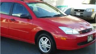 preview picture of video '2000 Ford Focus Wagon Used Cars Pearl City HI'