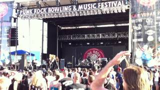 Channel 3- You Make Me Feel Cheap @ Punk Rock Bowling 2013