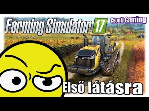 FARMING SIMULATOR 17 | Zúg a traktor, szánt az eke (Első látásra) letöltés