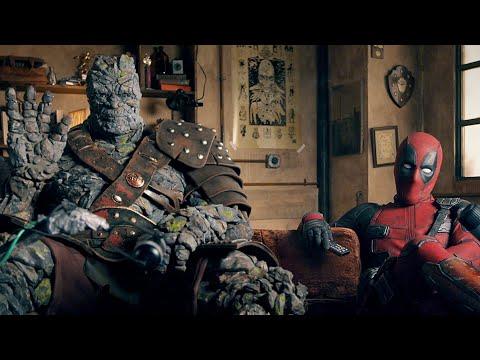Deadpool and Korg React to #FreeGuy