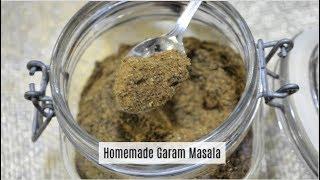 Indian Garam Masala | Homemade Garam Masala | Indian Spices