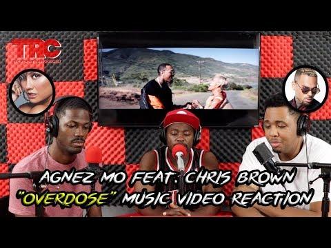"Agnez Mo feat. Chris Brown ""Overdose"" Music Video Reaction"