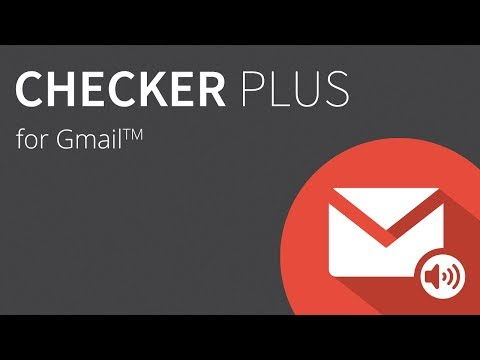 Checker Plus Reads Gmail Messages, Marks As Read From Notifications