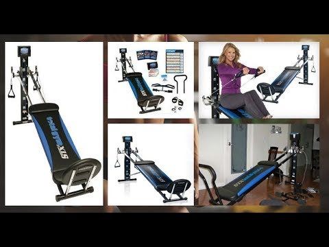 Total Gym XLS – Universal Home Gym for Total Body Workout Review