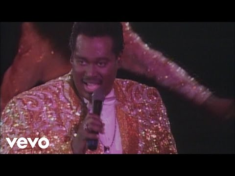 Luther Vandross - She Won't Talk to Me (from Live at Wembley)