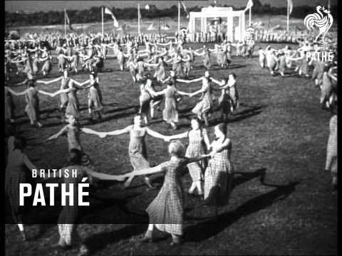 German Youth Display (1940)
