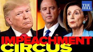 Krystal And Saagar: Impeachment Circus Begins This Week