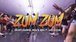 ZUM ZUM - Daddy Yankee, RKM & KEN-Y, Arcángel - CHOREOGRAPHY