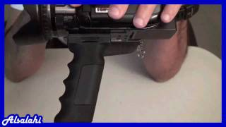 ►◄Unboxing and Quick Reviewing of BARSKA Accu Grip Handheld Mount►◄