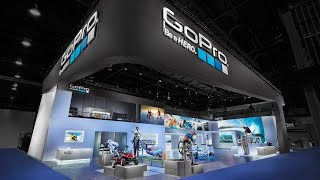 Design & Fabrication Of The Massive GoPro Booth | CES 2016 | ASTOUND Group