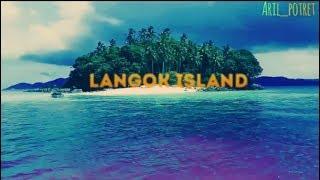 preview picture of video 'PULAU LANGOK KAB KEPULAUAN ANAMBAS (STORY ANAK PIASAN TRAVELING)'