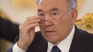 Назарбаев в конце 2014 года уходит в отставку