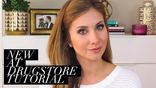 Drugstore Tutorial | First Impressions and Revlon's NEW Foundation. Full Coverage for MATURE SKIN? | Kholo.pk