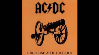 AC/DC - Put The Finger On You