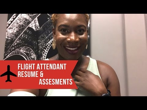 Download Flight Attendant Resume and Assessment test! Mp4 HD Video and MP3