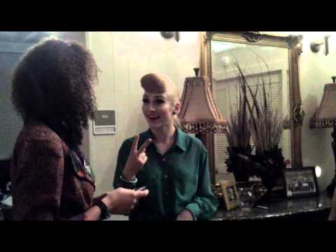 Aaleliah Sings For Amy & Nick of Karmin