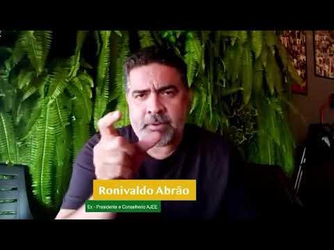Palavra do Ex-Presidente AJEE - Ronivaldo Abrão