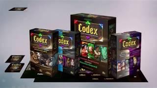 Codex – инновационная карточная игра!