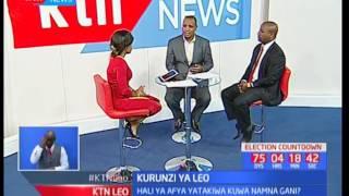 Kurunzi ya Leo: Suala la viungo vya mwili