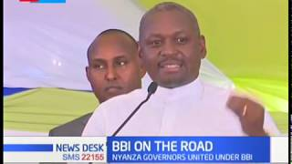 BBI conference in Kisii underway