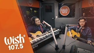 "Ben&Ben perform ""Dahilan"" LIVE on Wish 107.5 Bus"