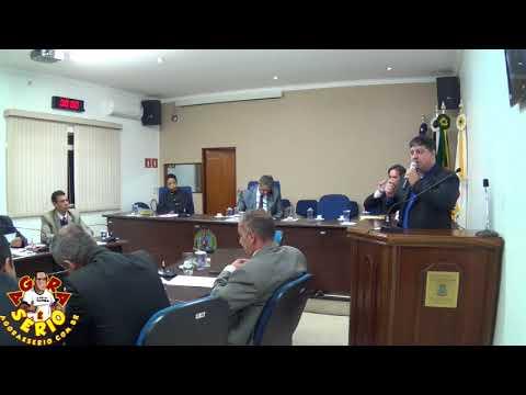Tribuna Vereador Chiquinho dia 7 de Novembro de 2017 - Moção de Congratulações