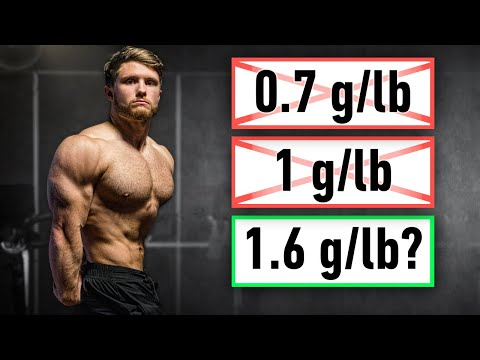 , title : 'The Science Behind My High Protein Diet (How Much Per Day For Muscle Growth & Fat Loss?)