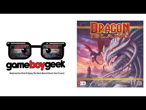 The Game Boy Geek Reviews Dragon Island