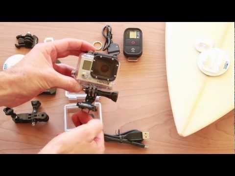 GoPro Hero 3 Black: How To Start Using