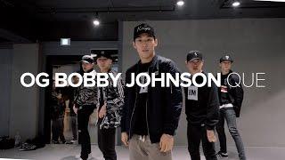 OG Bobby Johnson - Que / Koosung Jung Choreography