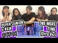 [KPOP REACTION] SUPER JUNIOR 슈퍼주니어 x REIK -- ONE MORE TIME (OTRA VEZ)