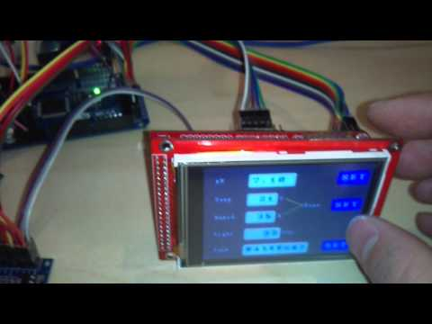 Arduino Hydroponics Controller on Grow Aquaponically