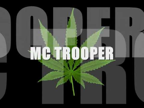 UNITY HI-FI DUBPLATE - Gimmi de weed feat Mc Trooper (Old time something riddim)