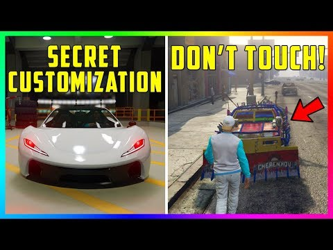 20 HUGE Changes Made In The GTA Online Arena War DLC Update That You Don't Know About! (GTA 5 DLC)