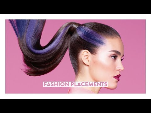 How to: Violet Hair Tones with NEW IGORA VIBRANCE #MoreVibrance