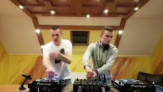 Dj Killer & Dj Virgo Nightbasse @ Live  Mix Facebook