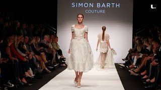 SIMON BARTH Fashion Week 2015 LIFESTYLE TV Video