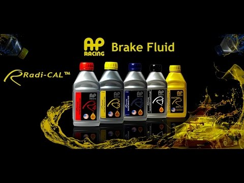 AP Racing Radi-CAL Brake Fluid...for Every Enthusiast.