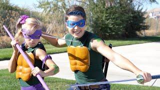 Ninja Turtles The Next Batch! Trailer