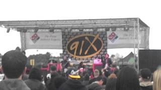Fenix TX - Something Bad is Gonna Happen - Live in San Diego Wrex The Halls 2011 Night 2