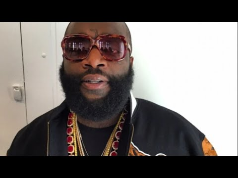 "Rick Ross ""50Cent is My Brother, Will Be Working With Him Soon, Kanye West Called Me (WOW)"