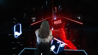 If You Want To Escape With Me - Beat Saber