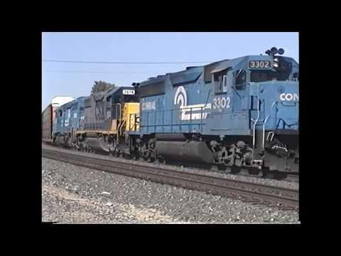 Ohio Trains September-October 1991
