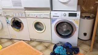 Wie man einen Waschtrockner richtig benutzt
