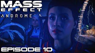 Mass Effect: Andromeda - Ep 10 - Débris de l'Arche Natonos - Let's Play FR ᴴᴰ